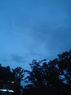 2012年の7月7日は、雨のち曇りでした。