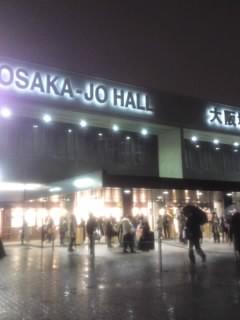 大阪JOEホール2DAYS☆
